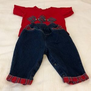 Other - Toddler shirt and pair of Jeans